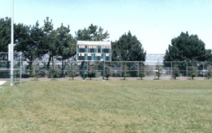 North Richmond baseball field electrical installation project